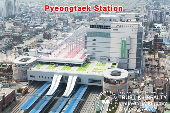 Pyeongtaek station