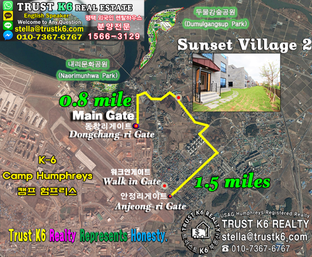 sunset village2-location