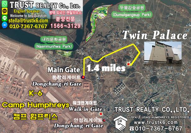 twin palace location